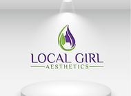 Local Girl Aesthetics Logo - Entry #174