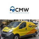 CMW Building Maintenance Logo - Entry #123