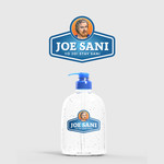Joe Sani Logo - Entry #54