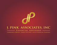 J. Pink Associates, Inc., Financial Advisors Logo - Entry #121
