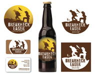 Breakneck Lager Logo - Entry #69
