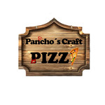 Pancho's Craft Pizza Logo - Entry #142