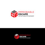 Improbable Escape Logo - Entry #110