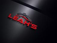 Leah's auto & nail lounge Logo - Entry #47
