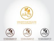 Golden Oak Wealth Management Logo - Entry #46