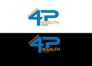 4P Wealth Trust Logo - Entry #39
