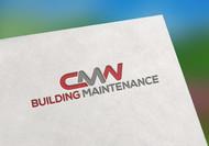 CMW Building Maintenance Logo - Entry #186