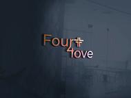 Four love Logo - Entry #24