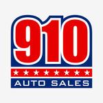 910 Auto Sales Logo - Entry #105