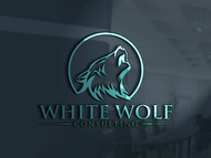 White Wolf Consulting (optional LLC) Logo - Entry #67