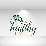 Healthy Livin Logo - Entry #140