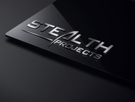 Stealth Projects Logo - Entry #109