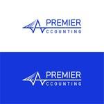 Premier Accounting Logo - Entry #297