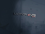 Motion AutoSpa Logo - Entry #28
