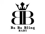 Ba Ba Bling baby Logo - Entry #94