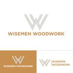 Wisemen Woodworks Logo - Entry #108