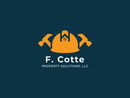 F. Cotte Property Solutions, LLC Logo - Entry #12