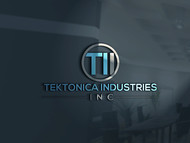 Tektonica Industries Inc Logo - Entry #139