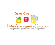 santa cruz children's museum of discovery  MOD Logo - Entry #19