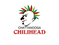 Chattanooga Chilihead Logo - Entry #107