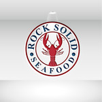 Rock Solid Seafood Logo - Entry #51