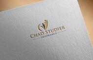 Chad Studier Insurance Logo - Entry #128