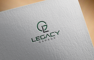 LEGACY GARAGE Logo - Entry #28