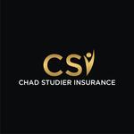 Chad Studier Insurance Logo - Entry #36