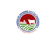 American Diamond Cattle Ranchers Logo - Entry #190