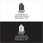 Commercial Construction Research, Inc. Logo - Entry #110