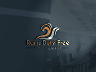 Rams Duty Free + Smoke & Booze Logo - Entry #148