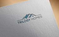 TRILOGY HOMES Logo - Entry #156