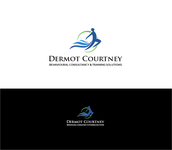 Dermot Courtney Behavioural Consultancy & Training Solutions Logo - Entry #26