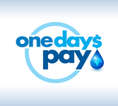 A Days Pay/One Days Pay-Design a LOGO to Help Change the World!  - Entry #71