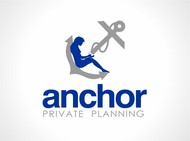 Anchor Private Planning Logo - Entry #65
