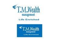 T.M. Wealth Management Logo - Entry #148