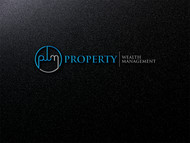 Property Wealth Management Logo - Entry #145
