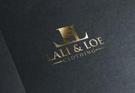 Lali & Loe Clothing Logo - Entry #140