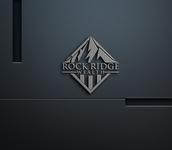 Rock Ridge Wealth Logo - Entry #404