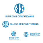 Blue Chip Conditioning Logo - Entry #235