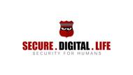 Secure. Digital. Life Logo - Entry #23