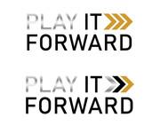 Play It Forward Logo - Entry #134