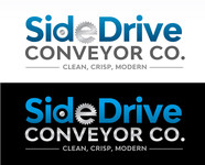 SideDrive Conveyor Co. Logo - Entry #186