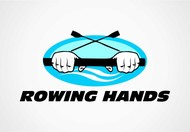 Rowing Hands Logo - Entry #85