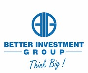 Better Investment Group, Inc. Logo - Entry #243
