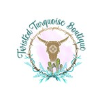 Twisted Turquoise Boutique Logo - Entry #174
