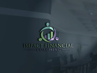 Impact Financial coaching Logo - Entry #111