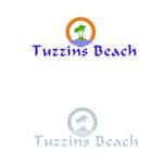 Tuzzins Beach Logo - Entry #235