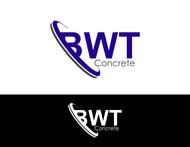 BWT Concrete Logo - Entry #219