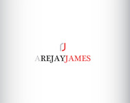 arejay james Logo - Entry #7